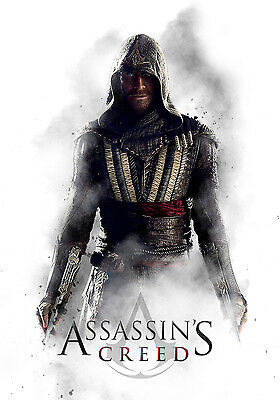 Assassin's Creed (2016 / Michael Fassbender)  '001'