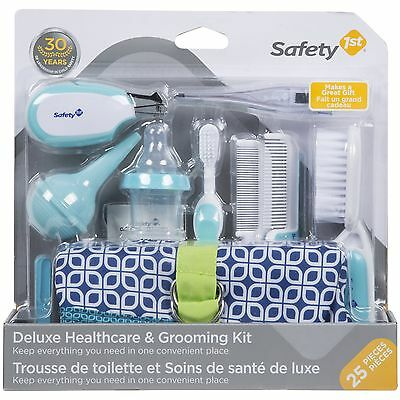 Safety 1st Deluxe Healthcare and Grooming Kit, Arctic Seville, New