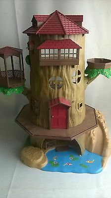 Sylvanian Families Old Oak Hollow Tree House Spares/Repairs Build BROKEN WALKWAY