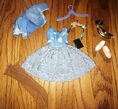 Vintage 1960's Ideal Tammy Doll Dreamboat Outfit Accessories EUC #9153-8 Japan