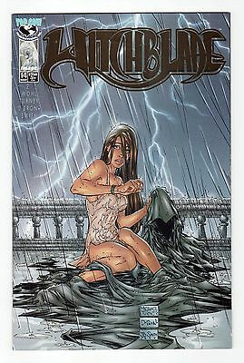 Witchblade #14 AE Excl GOLD FOIL with COA Michael Turner Top Cow Limited Edition