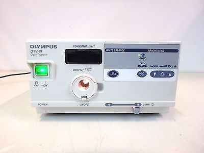 Olympus OTV-SI Digital Processor Endoscopy System