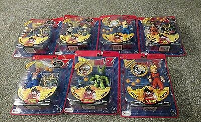 Dragon Ball Z Action Figure's!! (7) In All.. Factory Sealed!  Irwin Toy!  2002
