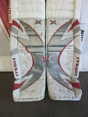 """Used Itech X-Wing Goal Pads 28+1"""""""