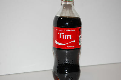Share A Coke With TIM 20-oz Coca Cola (ENDS 8/3 TO BE RETURNED TO STORE)