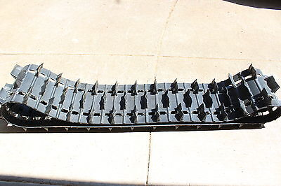 "Camoplast Challenger Extreme Track 162"" Long 3.0"" Pitch 15"" Wide 2.5"" Paddles"