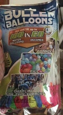 3 Bunches of Magic Water Balloon Bombs- Instant Self Sealing Water Balloons!