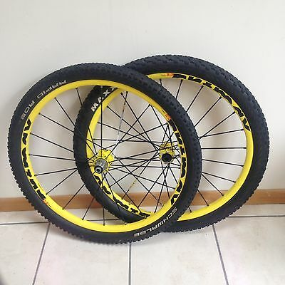 Mavic Crossmax Enduro 27.5 650b Wheelset