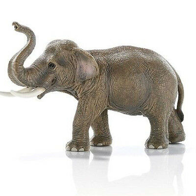 *Schleich Asian Elephant Male