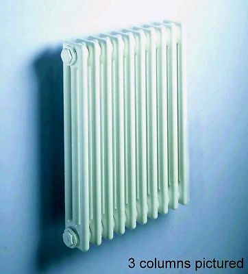 Brand new Zehnnder charleston 600 x 490 white radiator BTU 2630 RRP £226.00