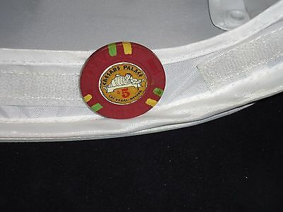 Caesar's Palace 4Th Issue $5 Casino Ship Las Vegas Nevada Rare And Hard To Find!