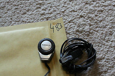 Nokia Remote Function Button For Ck-7W Bluetooth Handsfree Car Kit
