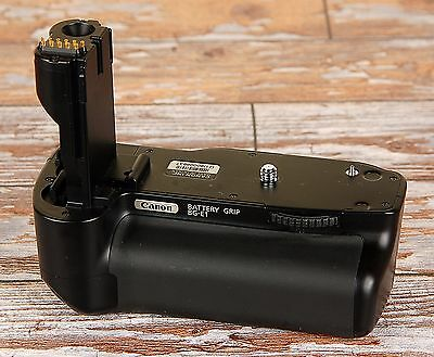 BOXED CLEAN Genuine Canon Battery Grip BG-E1 for EOS 300D Digital SLR