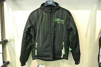 Arctic Cat Men's Reload Jacket Black S, M, L, Xl, 2Xl, 3Xl P/n: 5270-51_
