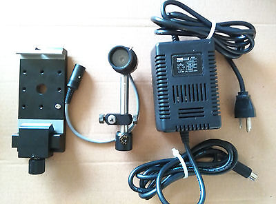 THORLABS PDA155, PS-12DC-US and an Optical Rail Carrier in excellent condition