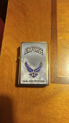 U.S. Airforce Refillable Cigar Lighter New