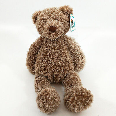 Jellycat Darcy Bear Brown Soft Toy Retired New with Tags 14 inch