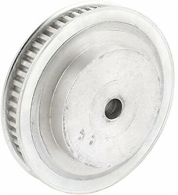 10mm Bore 11mm Width 55-Tooth Flanged Timing Belt Pulley