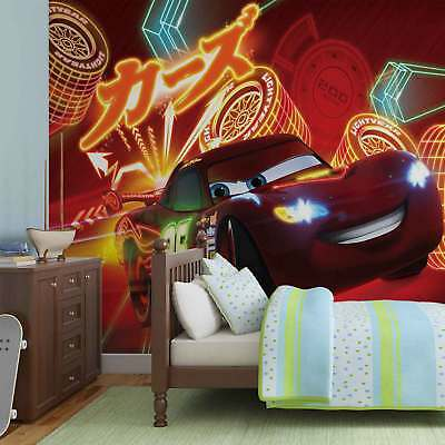 Wall Mural Photo Wallpaper Xxl Disney Cars Lightning Mcqueen 746ws