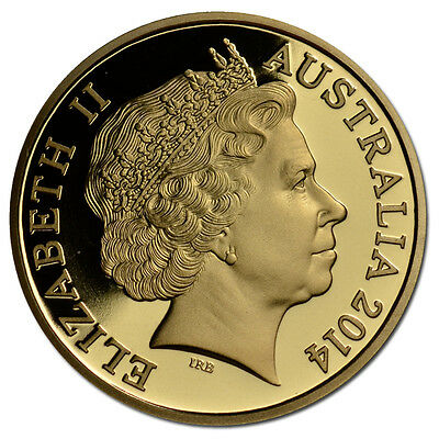 2014 ONE $1 DOLLAR  RAM  PROOF Coin ONLY 2,014 EVER MINTED