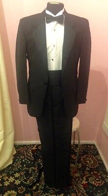 Tuxedo Jackets (trousers and shoes to match in other listings) All Sizes,Ex Hire