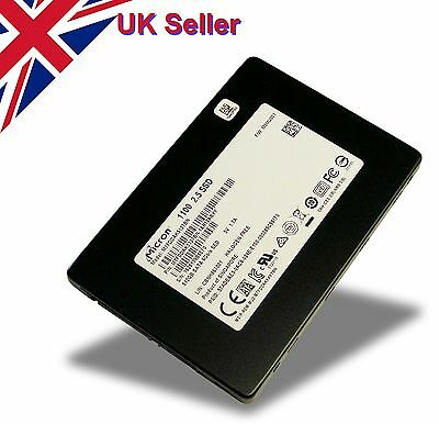 "Super Fast and Slim 6mm 2.5"" Micron Crucial 1100 512Gb Sata SSD 530/516 MB/s R/W"