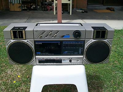 Philips Stereo Radio Cassette Recorder