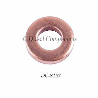 4 x Diesel Fuel Injector Washers / Injector Seals for Renault Scenic III 1.9 dCi