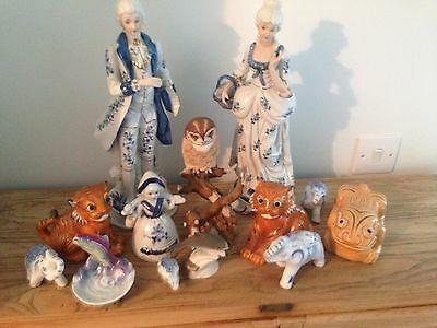 Job Lot Ornaments