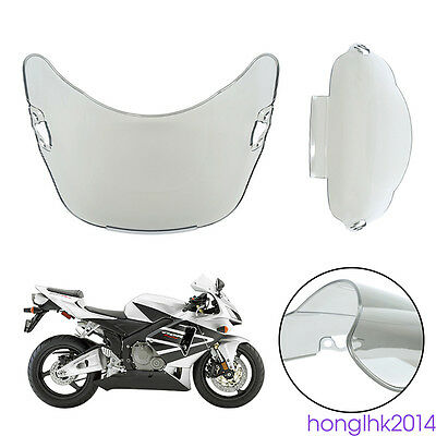 Smoke ABS Plastic Protective Windscreen Windshield For Honda CBR600 F2 1991-1994