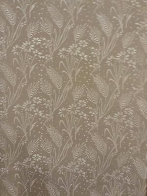 Wild Flowers DIY Pattern Embossed paint Roller 15cm Wall Texture Stencil
