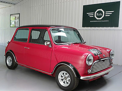 1979 Austin Mini 1275, fully restored, Cooper S style, lots of period features