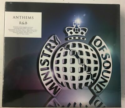 Various Artists - Ministry of Sound R&B Anthems (3xCD)