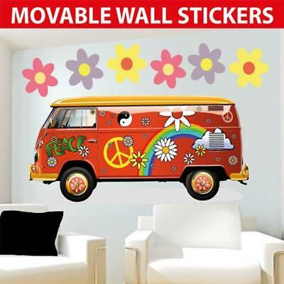 Kombi Movable Wall Stickers
