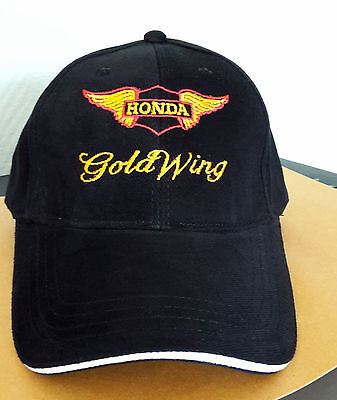 """HONDA GOLDWING"", Cap, NEU!"