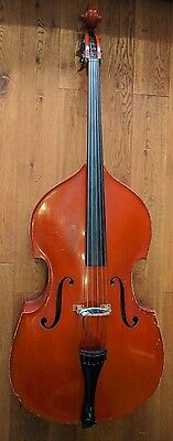 5 String Double Bass - Made in Reghin Romania - 3/4 scale