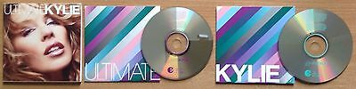 Kylie Minogue  Ultimate Kylie   2004 UK Promo 12 Track Promo CD  Exc/Exc