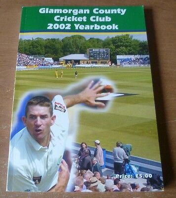 2002 - Glamorgan CCC Yearbook.
