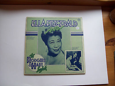 Ella Fitzgerald sings the Rogers and Hart Songbook Verve 2683 053 ex/ex