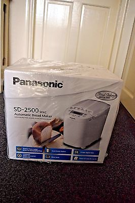 Unopened Panasonic Automatic Bread Maker SD2500 WXC