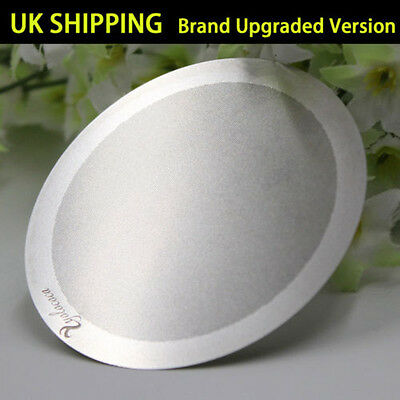 For AeroPress Ultra Fine Stainless Reusable Metal Steel Coffee Filter Mesh