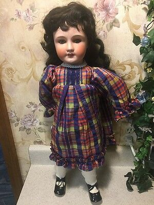 """23"""" French Unis France 301 71 149 Dressed Doll"""