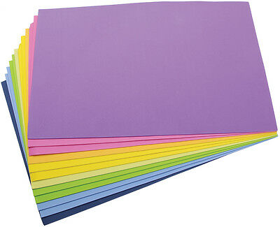 Darice Foamies Sheets Fashion Colors 12 X 18 Inches