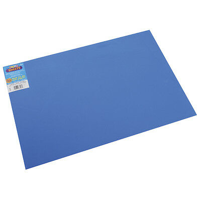 "Darice Foamies Foam Sheet 12""x18"" 2mm - Royal Blue - 10/Pack"
