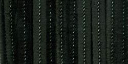 """Darice Chenille Stems Pipe Cleaners, 12"""", Black  25 count"""
