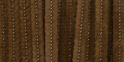 Chenille Stems  6mm  Brown  25 Pieces