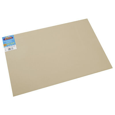Darice Foamies Foam Sheet Tan 2mm thick 12 X 18 Inches