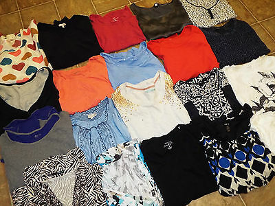 44 Pieces Woman's size Large lot Juicy Couture NY&C Express