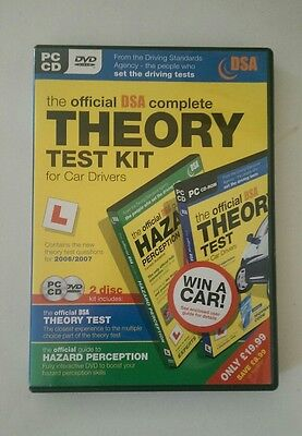 The Official DSA Complete Theory Test Kit (2006/2007)