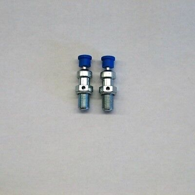 Manual Compression Release Valves (1 Pair) For Harley Davidson, S&S, Revtec